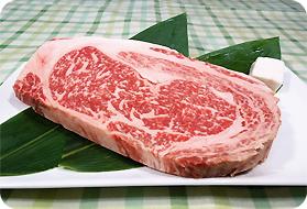 特選リブロースステーキ肉