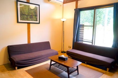コテージC1室内写真