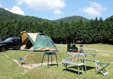 オートキャンプ写真2