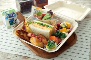 モーニングBOX(朝食)